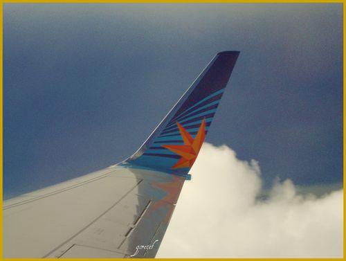 Nas nuvens