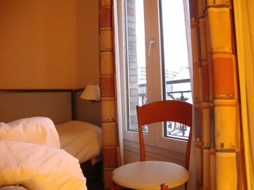 Timhotel_paris_interior do quarto