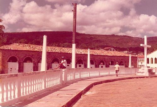 Lençóis_ponte dos arcos romanos_1984
