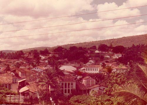 Lençóis_vista da cidade_1984