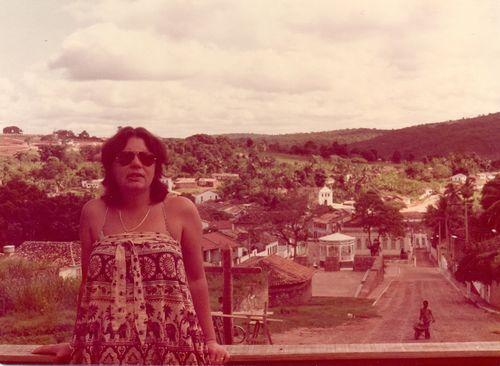 Lençóis_vista da cidade_eu_1985