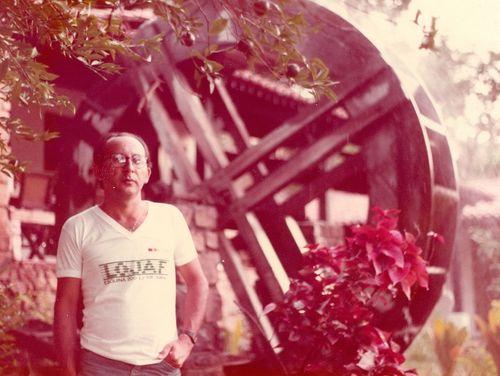 Lençóis_moinho dagua da pousada_1985