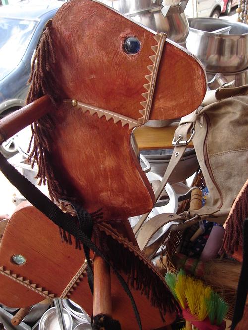 Cavalo de pau
